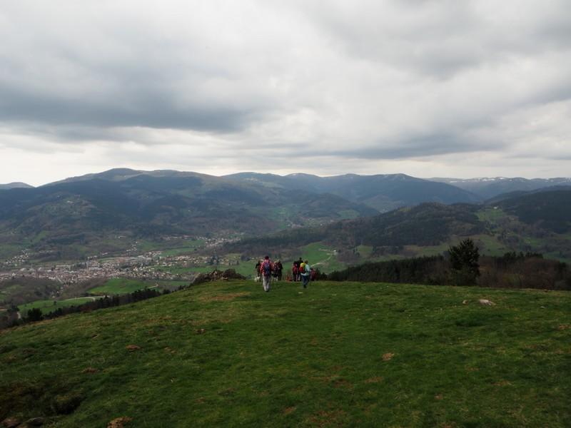 Randonnée sentier Schweitzer